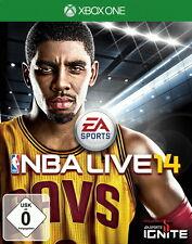 NBA Live 14 - Basketball - Microsoft XBox One - NEU