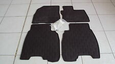 Genuine Honda Rubber Mats, Civic 5 Door 2007 2008 2009 2010 2011, Set of 4.