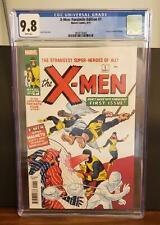 X-Men: Facsimile Edition 1 CGC 9.8 Reprints X-Men #1 (9/63) Best Price on Ebay