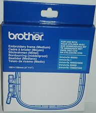 "Genuine  Brother EF74 Embroidery Machine Hoop/Frame 4""x4""Fits V3 V5 V7 800E 1500"