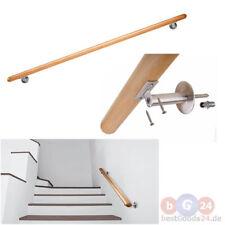 Hochwertiger handlauf set 155 cm  livarno Buchen Ideal Treppen im Innenbereich