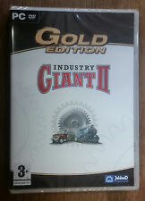 Industry Giant II Gold Edition (PC DVD-ROM) UK IMPORT