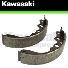 NEW 1991 - 2004 GENUINE KAWASAKI MULE 550 520 500 FRONT BRAKE SHOE PAIR