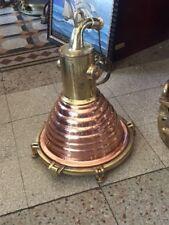 Rara lampada originale proveniente dai transatlantici Italiani dei primi del 900