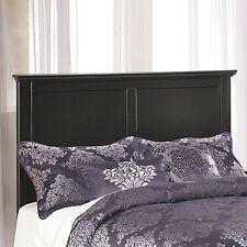 Ashley Furniture Black Full Bed Headboards Footboards For Sale Ebay