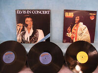 2 Records 1 Price! Elvis Presley, Elvis Pure Gold / Elvis In Concert