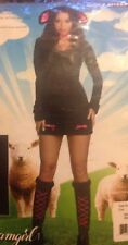 Sexy Dreamgirl Adult Holy Sheep Costume Size Medium #8156