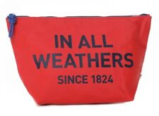 RNLI Large Red Blue Lifeboats Mens Boat Boats Zip Wash Bag Bags Gift LilyRosa®