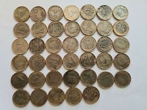 EURO coins  €40  -  €1coins -  assorted conditions FREE P&P (UK)