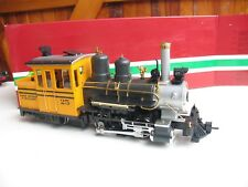 LGB 20252 US stütztender locomotive a vapeur Forney Lake Georg & Boulder Sound e318