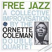 The Ornette Coleman Quartet : Free Jazz - A Collective Improvisation [us