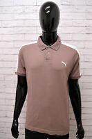 Polo PUMA Uomo Taglia M Maglia Maglietta Camicia Shirt Man Cotone Manica Corta