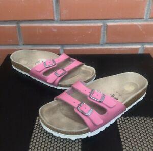 Birkenstock Women 36 Sandals 5 5.5 US Ibiza Rare Sandals Madrid style Two straps