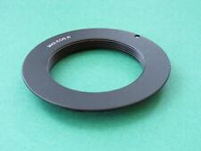 M42-EOS R Screw Thread Manual Mount Lens adapter to Canon EOS RP, EOS R Camera