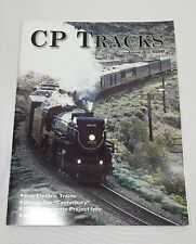 CP Tracks Train Magazine Back Issue 8-2 Gas Electric Trains Dining Car