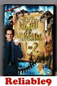 Night in the museum 1 & 2 2DVD+Special features Region 2 - 2009 20th Century Fox