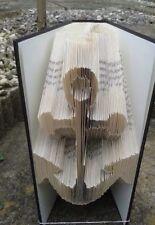 Doblado Libro Arte Plegable patrón Anchor (244 pliegues) # 072