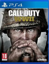 CALL OF DUTY WWII - COD WW2  for PS4 Playstation 4 New Sealed Game Fast Delivery