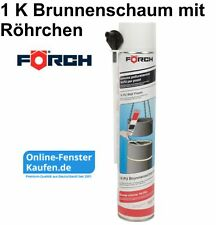 (9,60€/l) Förch1K-PU Brunnenschaum mit Röhrchen 1 Dose