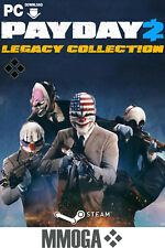 PAYDAY 2: Legacy Collection - Steam Game Download Code PC Key Action [DE/EU]