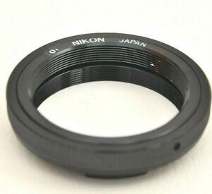 T2 Mount- Bague Adaptateur De Appareil Photo Nikon A T2 Fabriqué En Japan