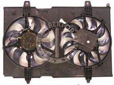 A/C Condenser Fan Assembly Performance Radiator fits 2008 Nissan Rogue 2.5L-L4