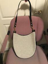 New Listingnwt Auth Céline Black Leather Material Hobo Bag Purse 1800
