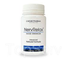 NervRelax - Stress, Depression, Anxiety, Insomnia, BEST HERBAL PILLS WORKS !!!
