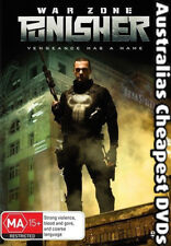 Punisher - War Zone DVD NEW, FREE POSTAGE WITHIN AUSTRALIA REGION 4