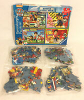 Paw Patrol 4 In 1 Bumper Puzzle Pack 4 x 42 Piece JigsawPuzzle 2015 Ravensburger