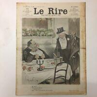 Le RIRE N° 92 - 5 novembre 1904