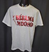 Youth Boys Besame Mucho Tee Shirt New XL