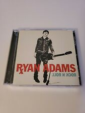 Rock N Roll - Ryan Adams - Cd (2003 Lost Highway) Rare Promo Only edition