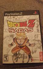 Dragon Ball Z: Sagas (Sony PlayStation 2, 2005)