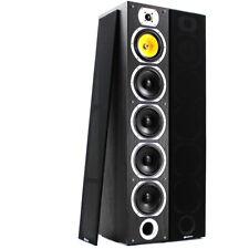 "Fenton 100.325 SHFT57B 4x 6.5"" Home Hifi Tower Speakers 600 Watt"
