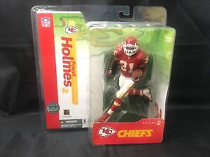 Kansas City Chiefs  - McFarlane Series 9 - Priest Holmes - **Free Shipping**