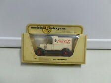 Matchbox Models of Yesteryear 1912 Ford Model T Coca Cola