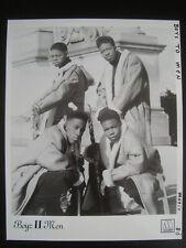 Boyz II Men PROMO PRESS PHOTO 8X10 F