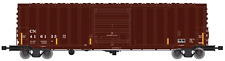 N Atlas ACF 50' Precision Design Rib-Side Boxcar Canadian National  50001287