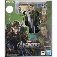 BANDAI TAMASHII S.H.Figuarts Avengers Loki