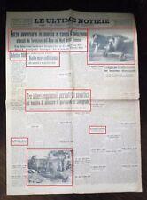 WW2-L'ITALIA MUSSOLINIANA DESCRITTA DA UN GIORNALE RUMENO -DEL19-11-1942 N.1596