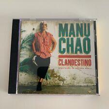 "Manu Chao ""Clandestino"""