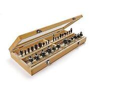 Irwin 30-Piece Marples Master Carbide-Tipped Router Bit Set ( 1901049 )
