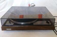 Trans Audio Stereo Turntable Belt Drive Needs belt model 1600 motor runs AS IS
