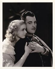 RAMON NOVARRO Original Vintage '20s GEORGE HURRELL Stamped MGM DBW Portait Photo
