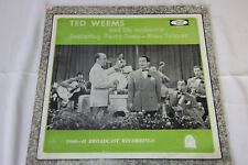 TED WEEMS & HIS ORCHESTRA FEATURING PERRY COMO 1940-41 LP VINYL RECORD