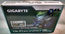 GIGABYTE GeForce 210 DirectX 10.1 GV-N210D2-1GI REV1 1GB 128-Bit GDDR2 PCI Exprs