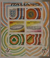 Francobolli tematici da Italia, tema calcio