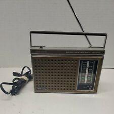 Vintage Toshiba RP-134M AM-FM Portable Radio