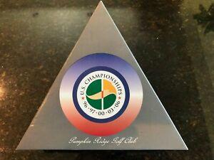 Golf Ball Collectable 2003 U.S. Women's Open Commemorative Set